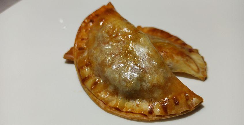Empanadillas de carnes de puchero