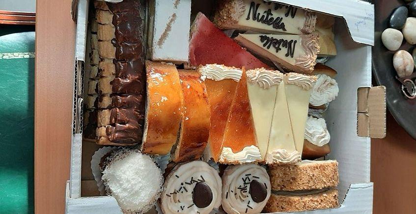 Donación en dulce para los servicios esenciales de Benalup