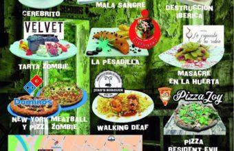 Ruta de la Tapa Zombie en Chiclana