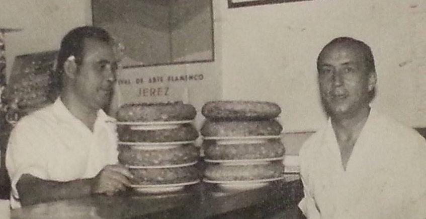 Maypa, 60  años dando de comer...y bien