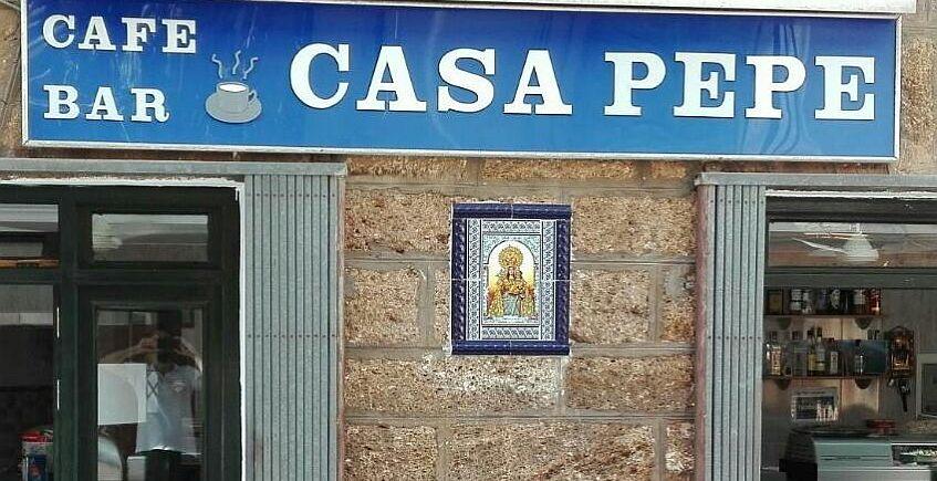 Café Bar Casa Pepe