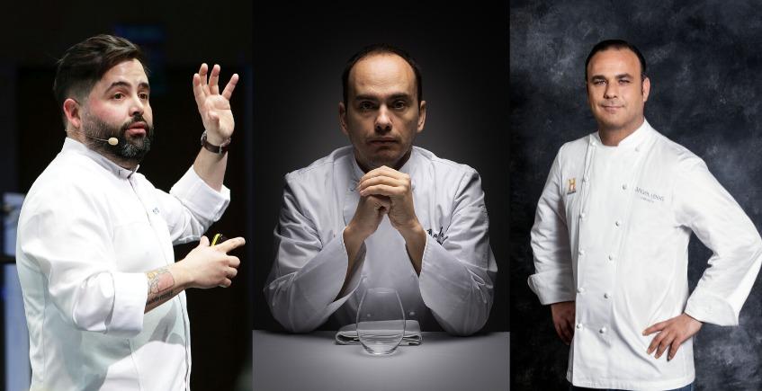 Los cuatro Michelín de la provincia mantendrán sus restaurantes como sitios de alta cocina