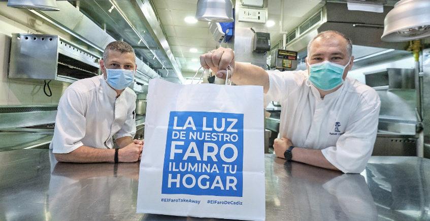 El Faro de Cádiz inaugura este viernes servicio a domicilio