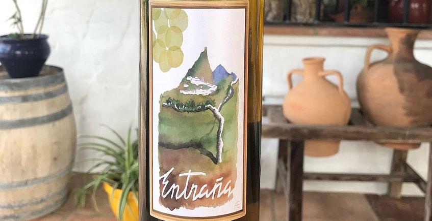 Un nuevo vino blanco con la uva serrana Perruno