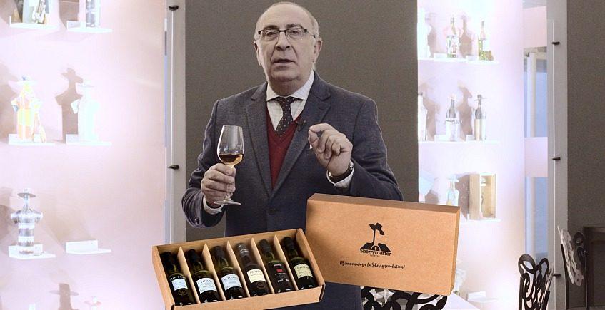 González Byass crea una escuela virtual de vinos de Jerez