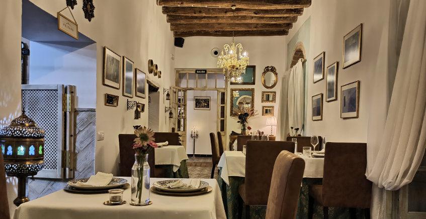 El restaurante de las dos orillas