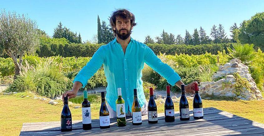Santi Jordi presenta su nueva colección de vinos