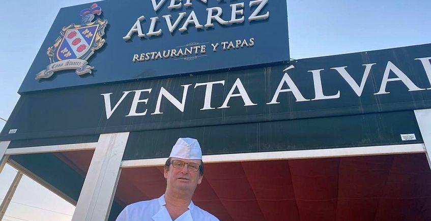 La Venta Álvarez ficha a un veterano cocinero de La Tasca, Juan Acosta