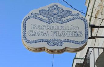 Ronqueo del atún Virgen del Carmen en Casa Flores de El Puerto