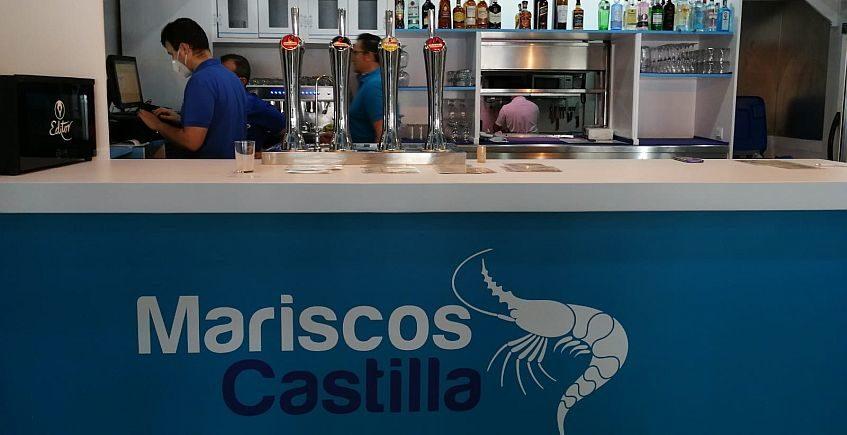 Mariscos Castilla abre en La Barrosa