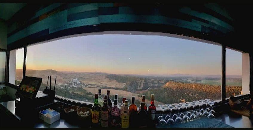 Il Macinino de Vejer abre una ventana con espectaculares vistas