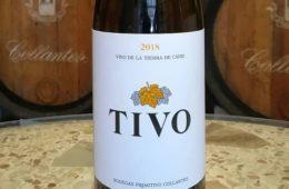 El vino Tivo de Primitivo Collantes recupera la uva Rey chiclanera