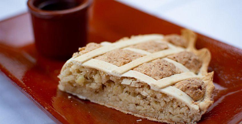Sor Chiclana, el postre del El Molino Tapas para promocionar las tortas de las Agustinas