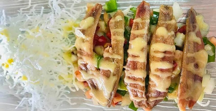 De la ensalada de arenques al paté de cabracho caramelizado