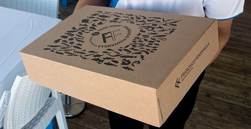 Francisco La Fontanilla estrena un servicio de comida para llevar