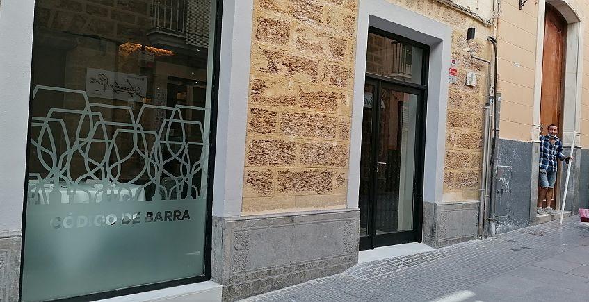 Código de Barra ya ha abierto en la calle San Francisco