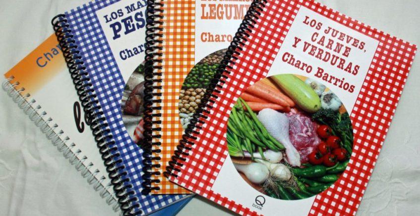 El 'perfecto maridaje' de carne y verduras, protagonista del último libro de Charo Barrios
