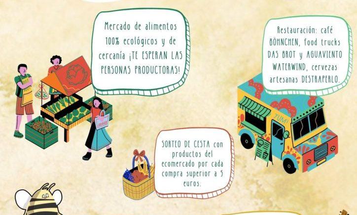 Ecomercado en el Parque de los Toruños con actividades especiales