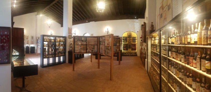 Las piezas del museo han sido seleccionadas entre las 17.000 que posee el coleccionista Roberto Amillo. Foto cedida por el propietario