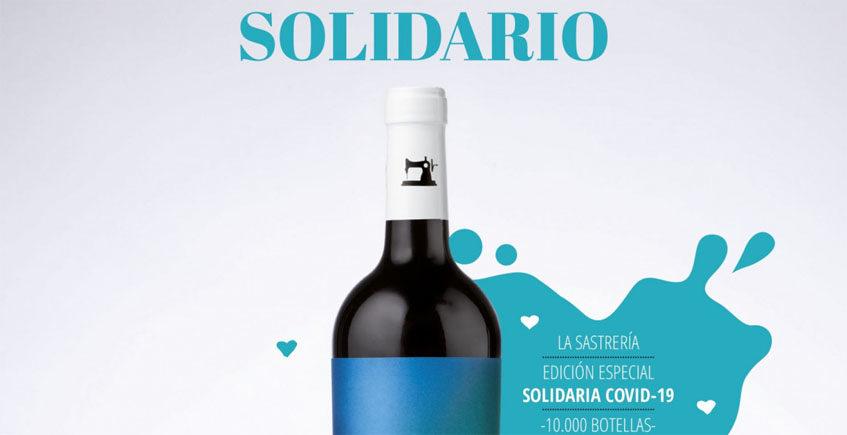 Makro lanza un vino cuyas ventas colaborarán en la investigación científica contra el Coronavirus