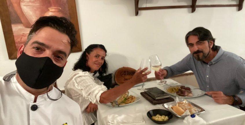 Celebrada la cena de 'A tu salud' en el restaurante el Duque