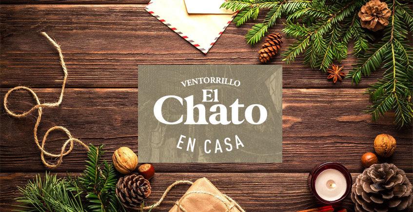 El Ventorrillo de El Chato servirá menús de Navidad a domicilio