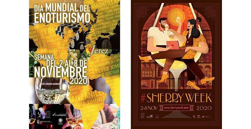 Los eventos de las dos próximas citas del vino: el Día del Enoturismo y la Sherry Week
