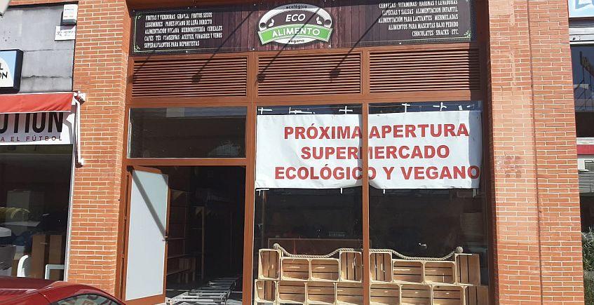 El Puerto contará con un supermercado ecológico y vegano