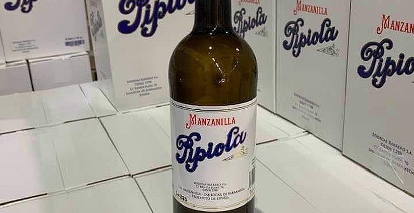 Bodegas Barrero embotella nuevamente la manzanilla Pipiola