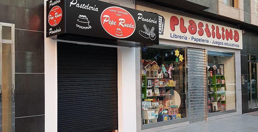Pepe Rueda abre su tercer despacho de pastelería en la Avenida