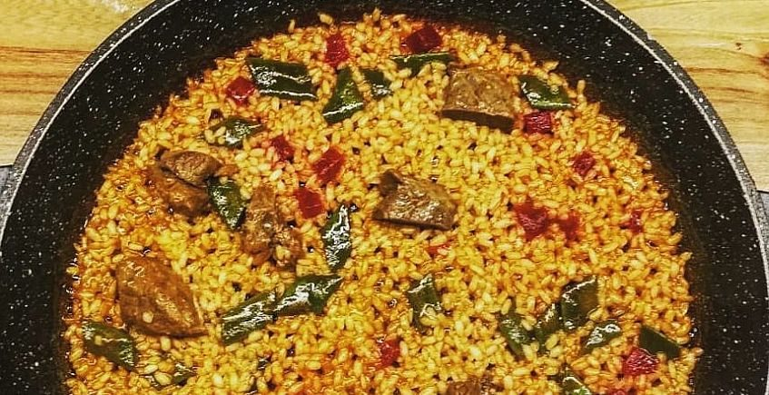 arroz seco 847