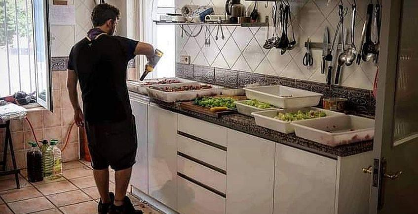 El primer libro de cocina scout ya se está preparando en Jerez