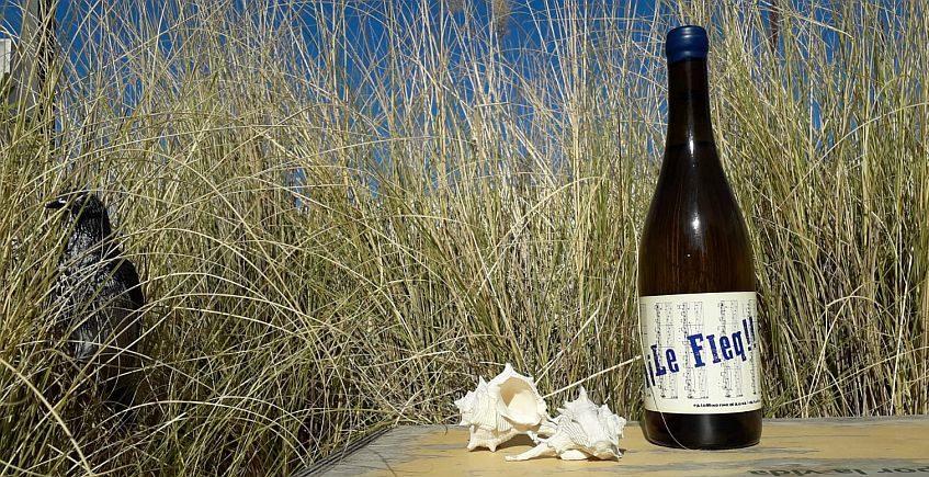 Le Fleq, el nuevo vino de Flequi Berruti nacido en Jerez y criado en La Isla