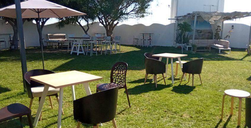 Las salinas de San Vicente abren como restaurante los fines de semana
