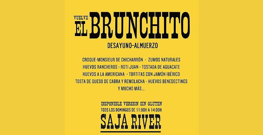 """Saja River estrena el """"brunchito"""""""