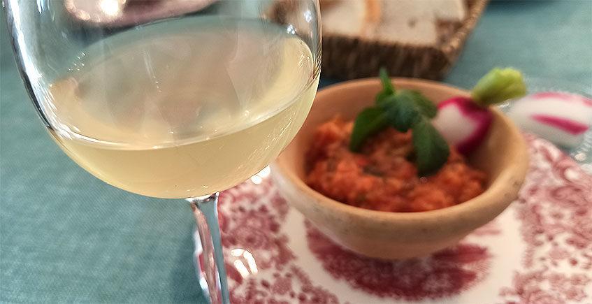 El vino que sedujo a la sopa tomate