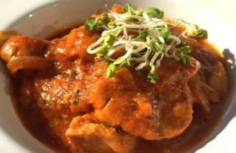 Los platos de atún de Bocca Calle