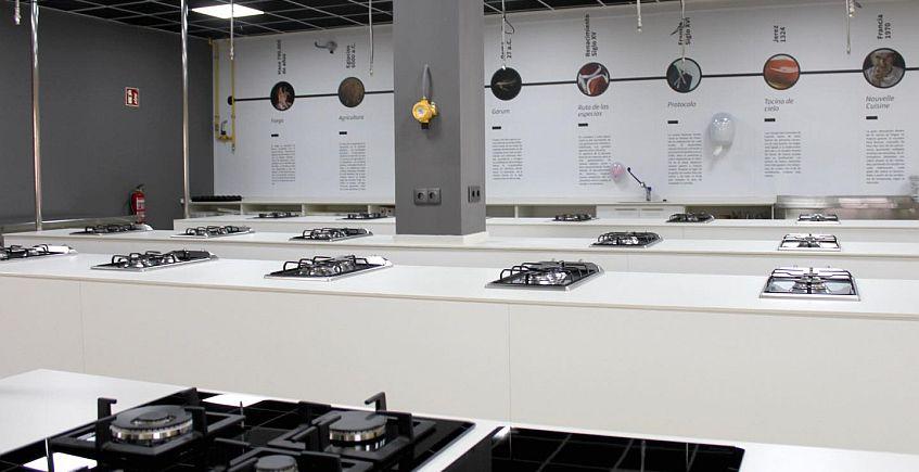 Nace en Jerez una nueva escuela de cocina que también elabora comida preparada