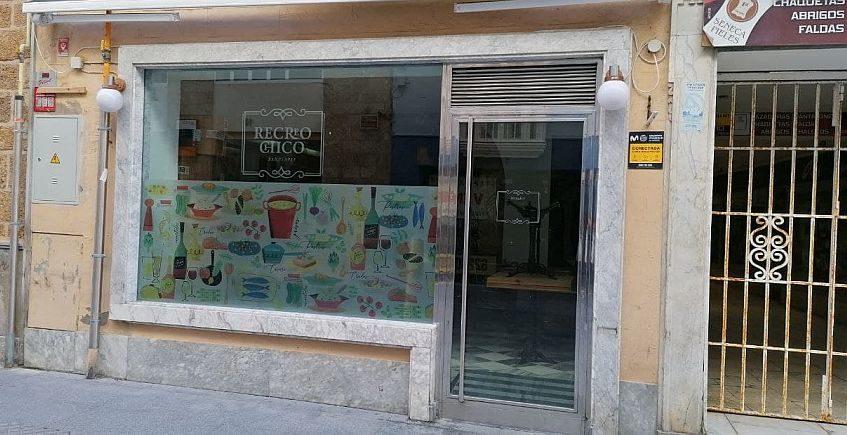 Recreo Chico abre en la calle Ancha de Cádiz