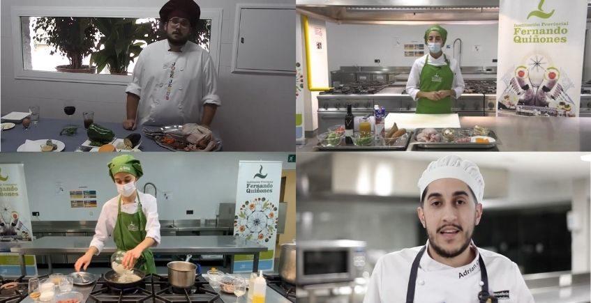 Ya se puede votar a los aspirantes gaditanos al premio Promesas de la alta cocina