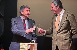 Ximénez-Spínola presenta el primer Fino de Pedro Ximénez