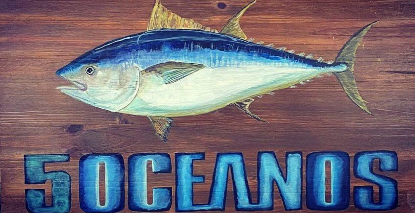 5 océanos, un club y restaurante en primera línea de la costa de Zahara, abre el día 30 de marzo