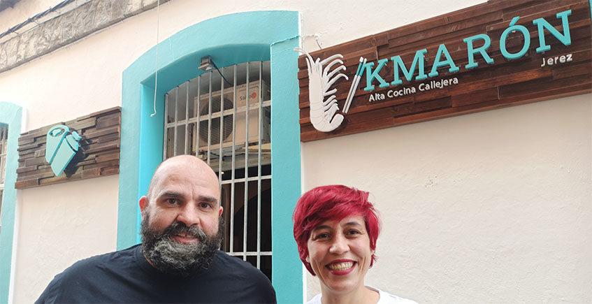 Kmarón, alta cocina callejera en pleno centro de Jerez