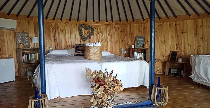 Yurta Interior