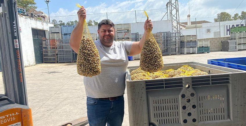 comer caracoles en cadiz 2021