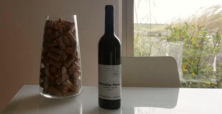 Sáncha Pérez lanza un nuevo vino elaborado con Pinot Noir