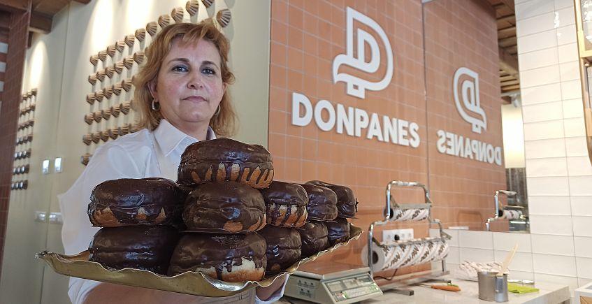 Donpanes inaugura su nuevo despacho, la primera parte de una ambiosa reforma