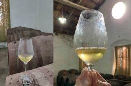Un vino tranquilo criado en la calle Trasbolsa