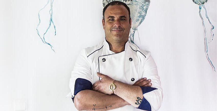 Ángel León, nuevo Embajador de Cádiz 2021