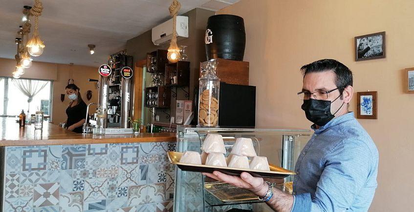 Los cubiletes de Grazalema, a pie de muelle en Cádiz